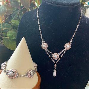 Brighton Necklace & Bracelet Set